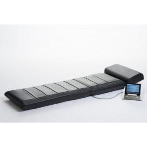 salmentis®: Klangwellenmatte für Kosmetikstühle/ Massagetisch inkl. Bedienungstablet
